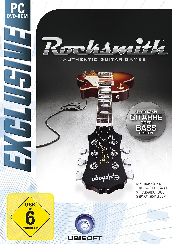 Rocksmith - Authentic Guitar Games [Importación Alemana]: Amazon.es: Videojuegos