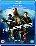 G.I. Joe: Retaliation (Blu-ray 3D + Blu-ray) [Region Free]