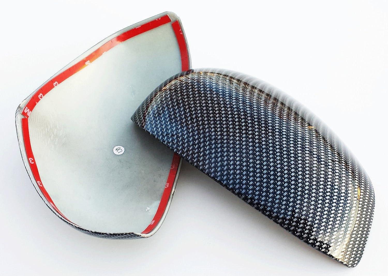 Carbon-Optik Spiegelkappen Au/ßenspiegel Sport Neu