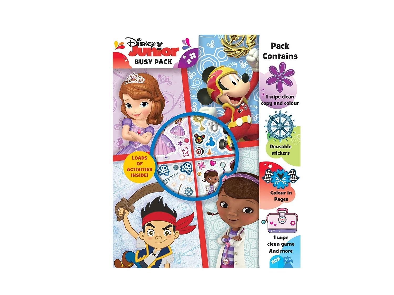 Anker djbup Disney Junior Busy Pack: Amazon.de: Spielzeug