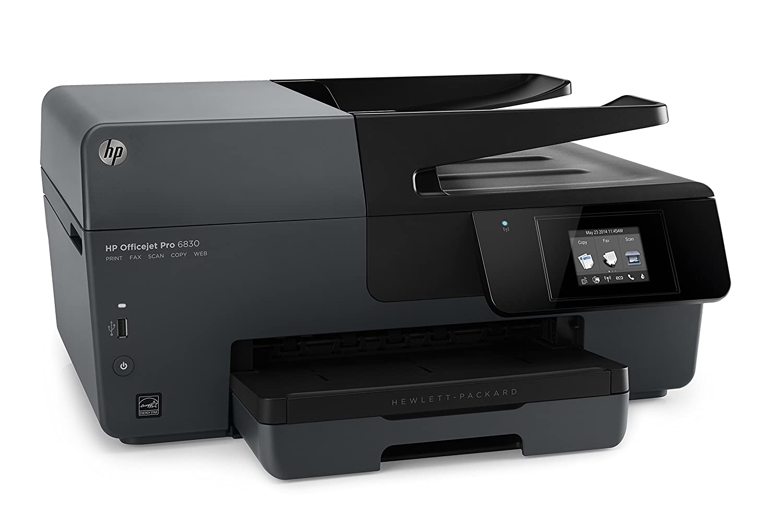 HP Officejet Pro 6830 - Impresora multifunción de tinta - B/N 29 ...