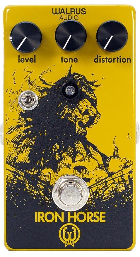 Walrus Audio Iron Horse · Pedal guitarra eléctrica