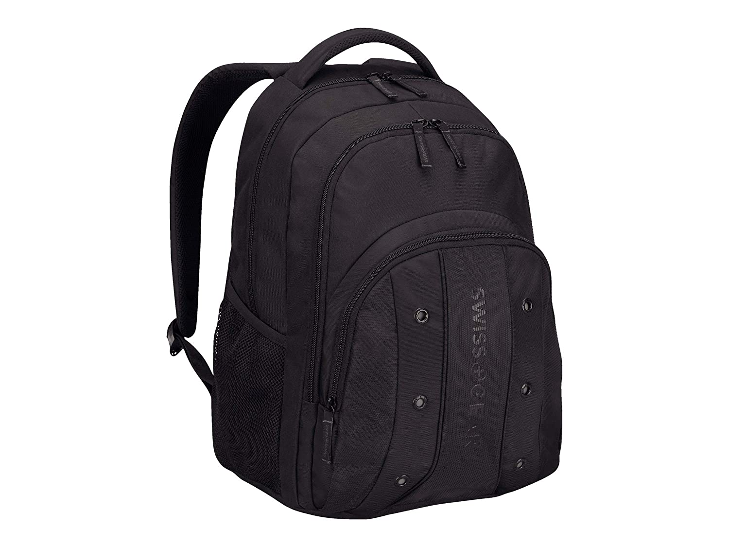 """Swissgear Carrying Case for 16/"""" Notebooks Black"""