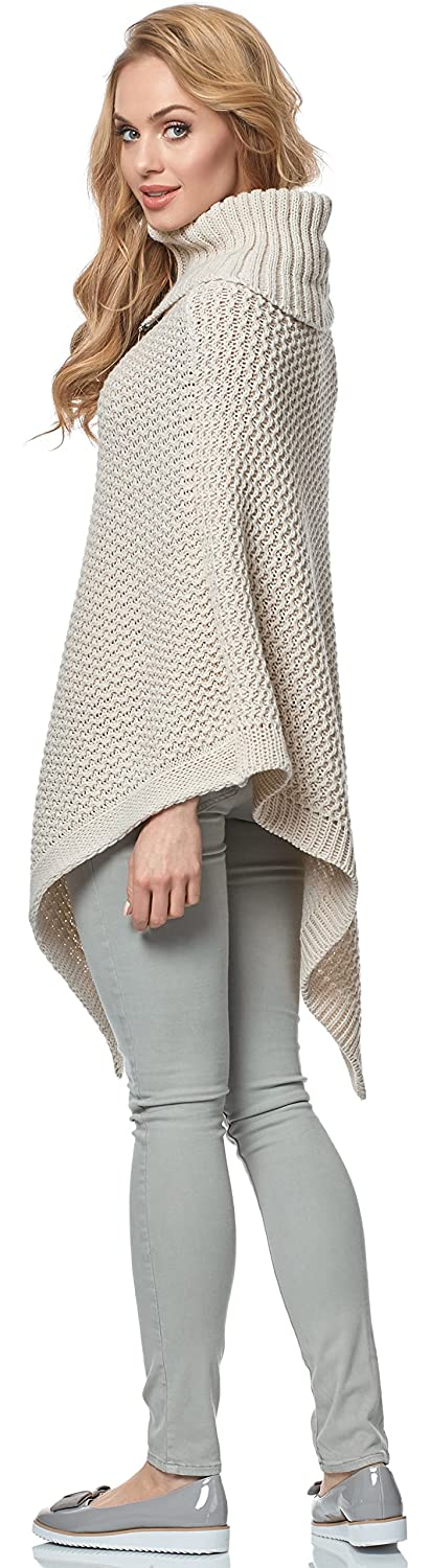 Merry Style Poncho Donna MSSE0020