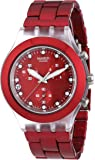 Swatch Full Blooded Sunset Mens Chronograph Watch