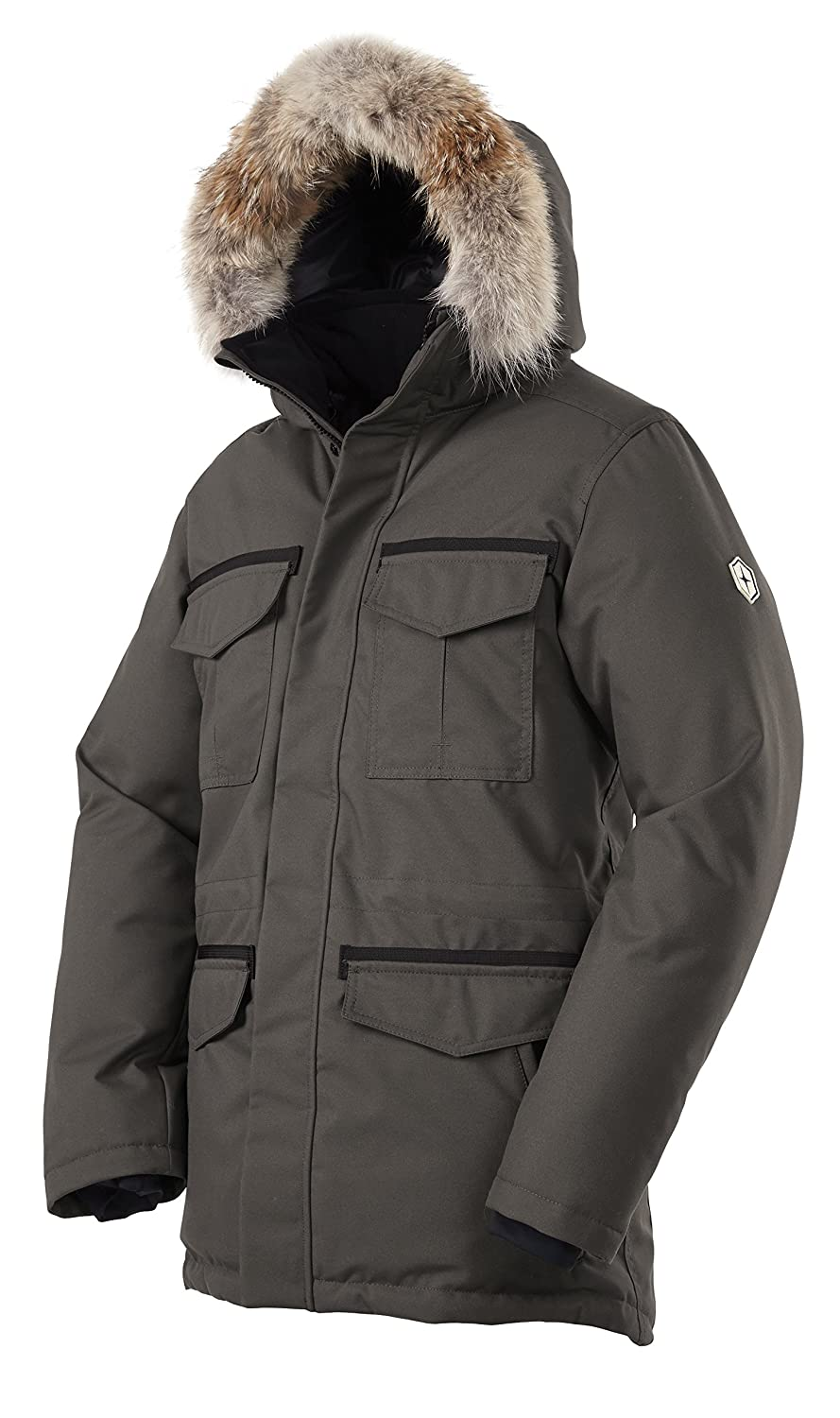 quartz nature parka vs canada goose