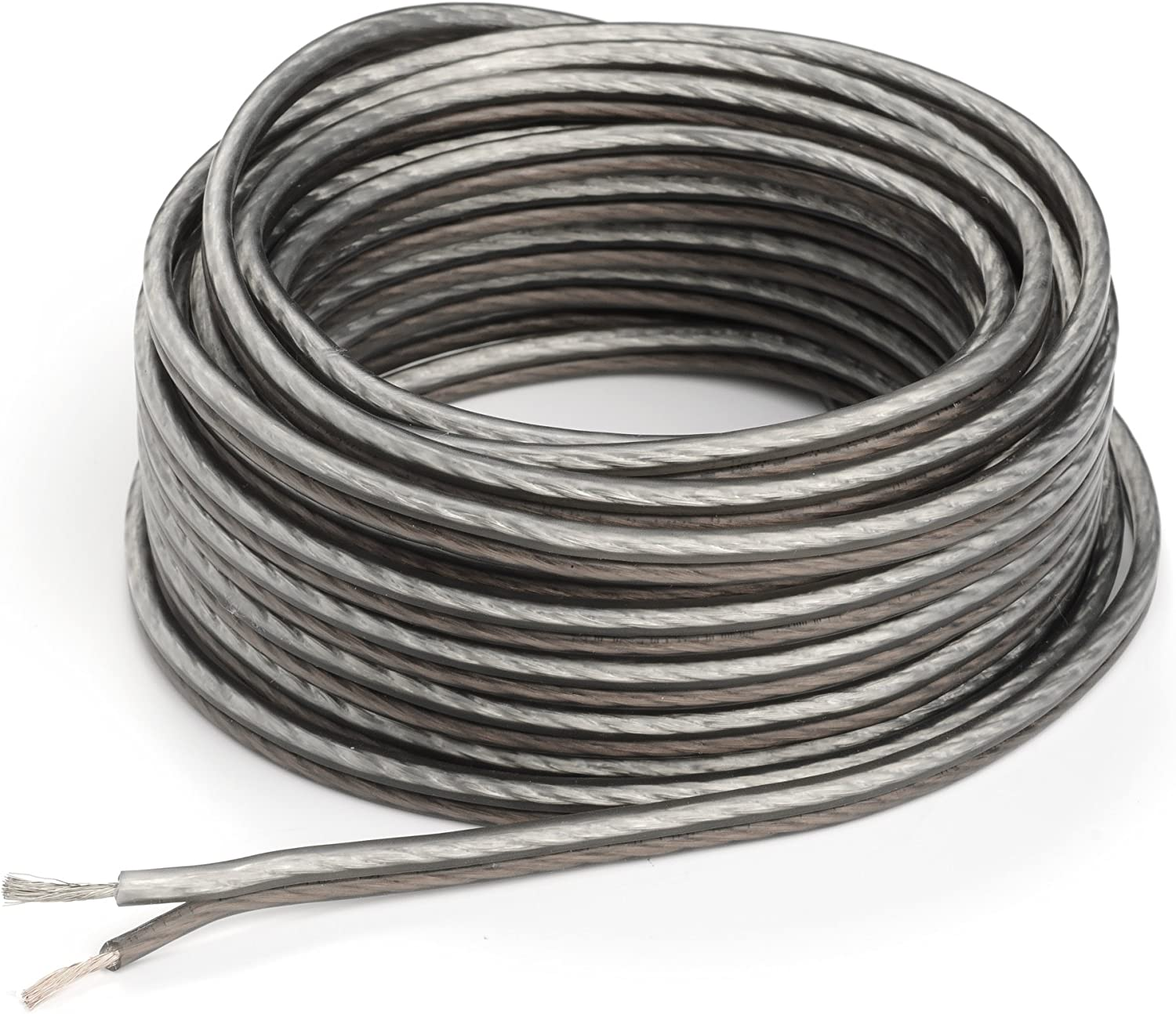 Carwires SW2000-25 12-Awg 2-Conductor Car Speaker Wire 25 Ft.