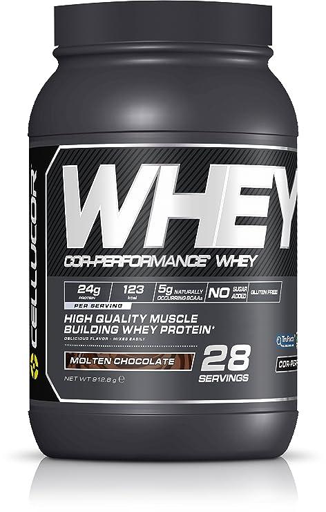 Cellucor - COR-Performance Whey - 100% proteína de suero de leche en polvo