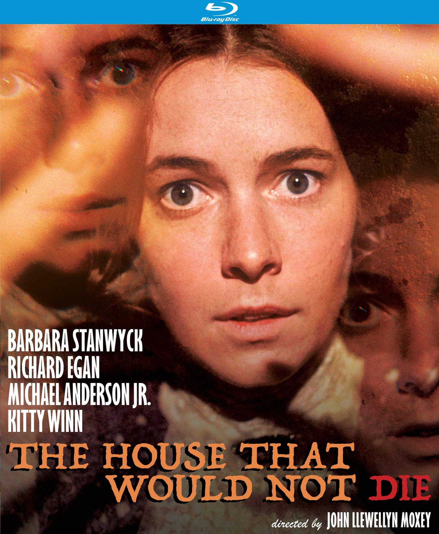 Blu-ray : The House That Would Not Die (Blu-ray)