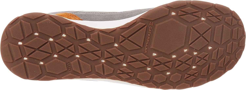 Caterpillar Quest Mid hoge sneakers voor heren Grau Medium Charcoal Grey