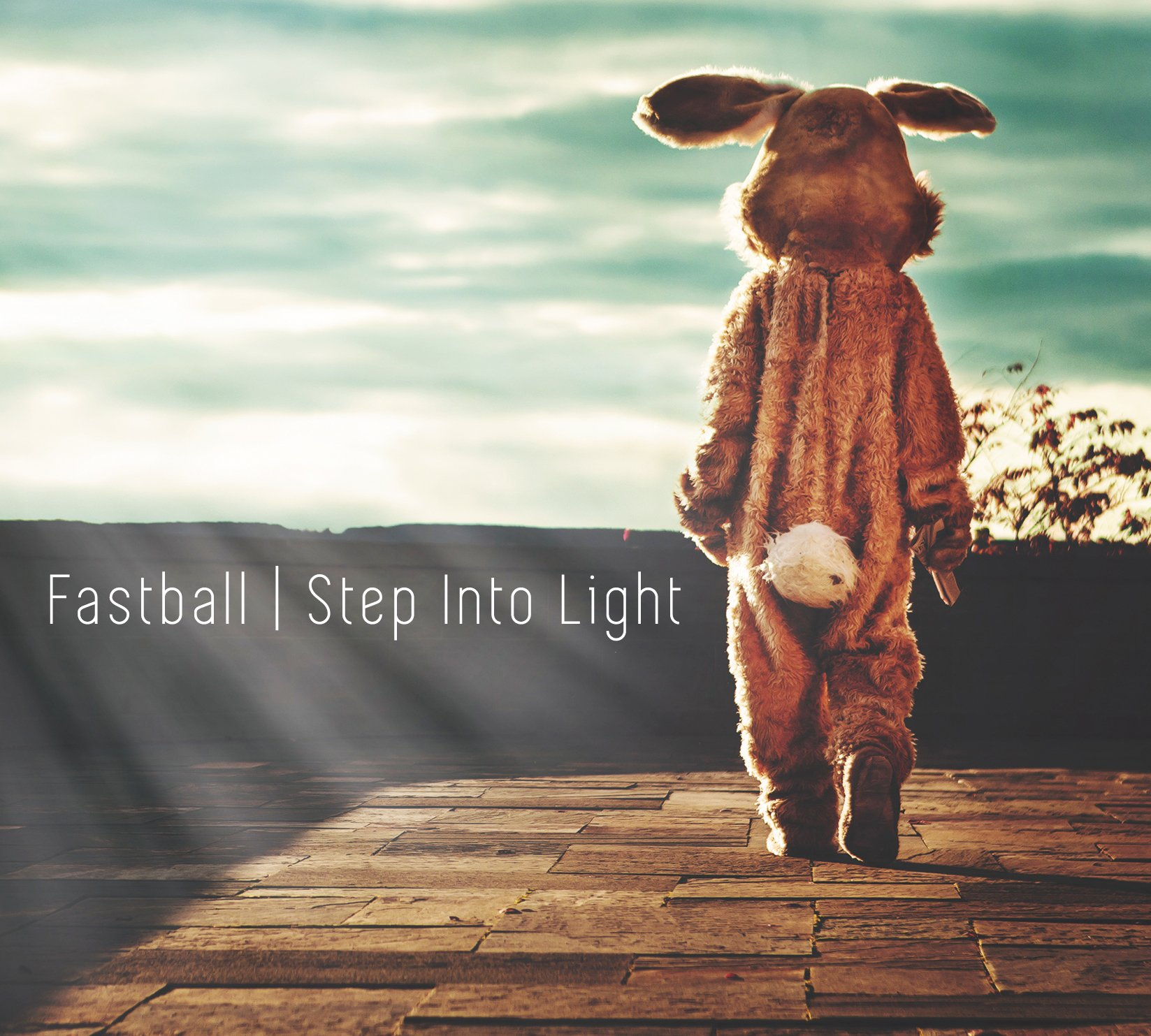 CD : Fastball - Step Into Light (CD)