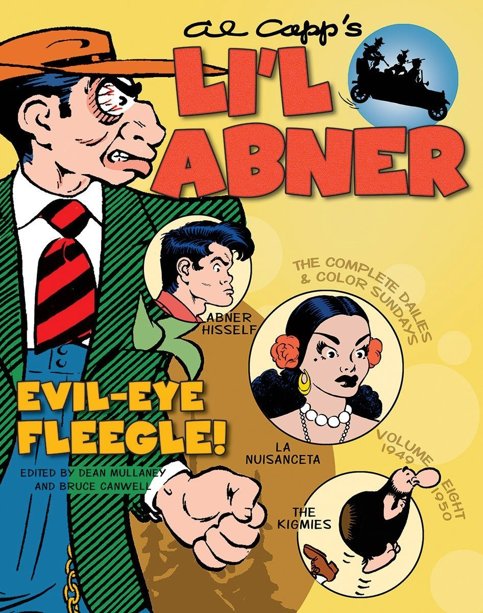 Download Li'l Abner: The Complete Dailies and Color Sundays Volume 8: 1949–1950 pdf