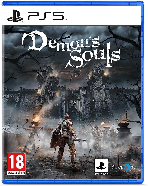 Demon's Souls - PS5: Amazon.it: Videogiochi