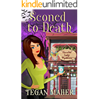 Sconed to Death: A Haunted Lodge Cozy Mystery (Haunted Lodge Cozy Mysteries Book 4)