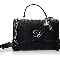Guess Womens Handbag, Black - VG766318
