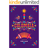 Sounds and Colours Colombia (Latin American Culture Series Book 1) book cover