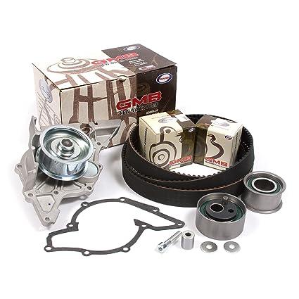 Amazon.com: 98-05 Volkswagen Passat Audi A4 A6 Quattro TURBO 2.7 2.8 Timing Belt Kit GMB Water Pump: Automotive