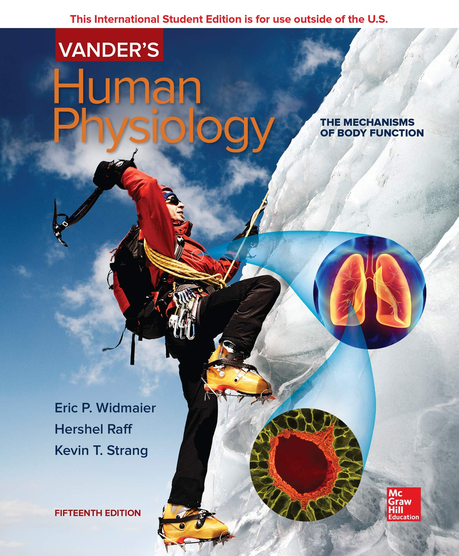 Vanders Human Physiology 15Th Edition: Widmaier: 9781260085228 ...