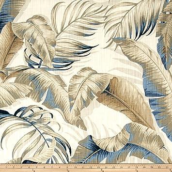 Amazon Com Tommy Bahama Home Dec Palmiers Fabric Riptide