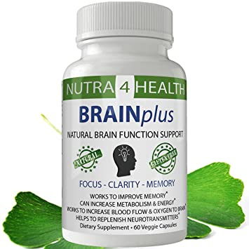 Brainplus Brain Iq Plus Capsules For Brain Plus Iq Original From Nutra4health Brain Booster Brain