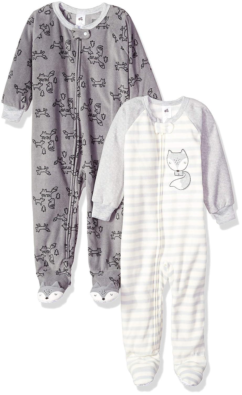 Just Born Boys' Toddler 2-Pack Blanket Sleeper