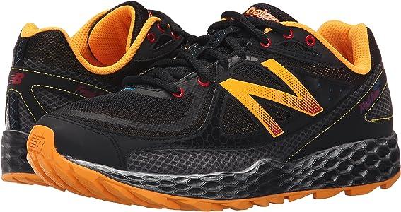 New Balance - Zapatillas para Correr en montaña para Hombre Negro ...