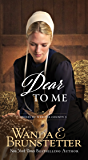 Dear to Me (Brides of Webster County Book 3)