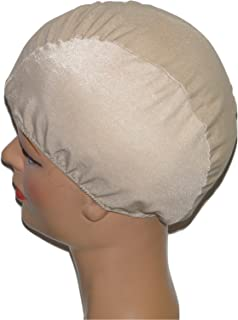 product image for Extra Large Beige Lycra Swim Cap (XL)
