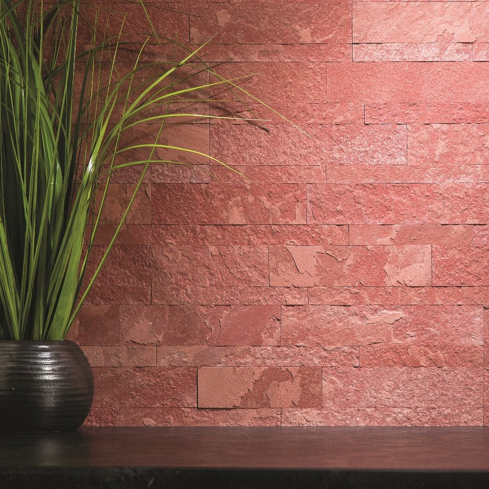 Aspect 6 x 24 inch autumn sandstone peel and stick stone backsplash - Amazon Com Aspect Peel And Stick Stone Overlay Kitchen Backsplash Autumn Sandstone 5 9 X 23 6 X 1 8 Panel Approx