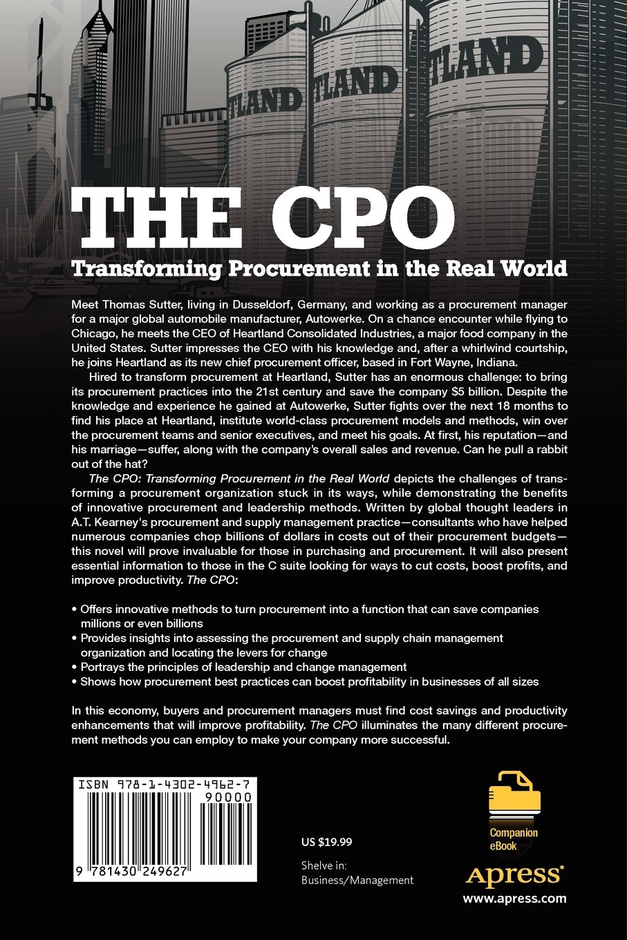 The cpo transforming procurement in the real world christian schuh the cpo transforming procurement in the real world christian schuh michael f strohmer stephen easton armin scharlach peter scharbert 9781430249627 fandeluxe Image collections