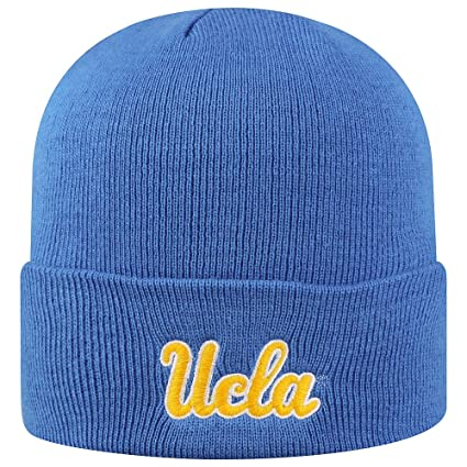 sports shoes 315dd 7568c Amazon.com   Top of the World NCAA UCLA Bruins Winter Knit Hat Cuffed Team, UCLA  Bruins Royal   Sports   Outdoors