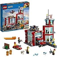 LEGO City Fire - Parque de Bomberos, estación