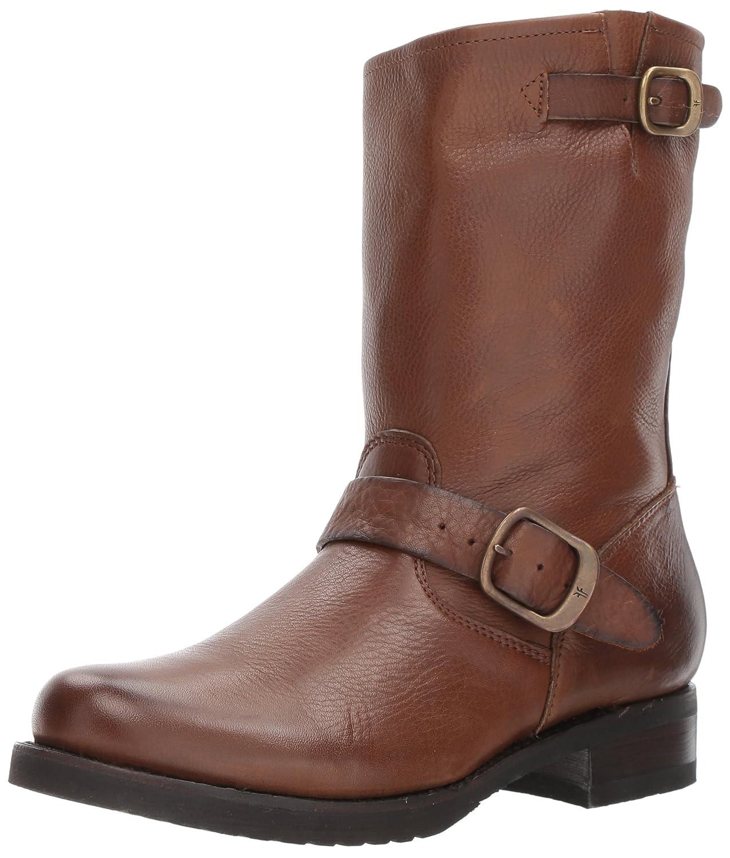 FRYE Women's Veronica Short 2 Boot B06XHRZV45 10 B(M) US|Cognac