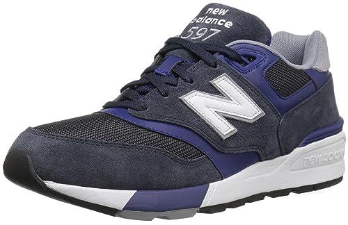 New Balance 597, Zapatillas para Hombre: Amazon.es: Zapatos y complementos