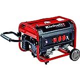 Einhell Generador Eléctrico (de Gasolina) TC-PG 3500, 3100 W, 0 V
