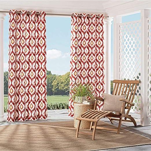 1Pieza 95 especias color Gazebo cortina Panel único, al aire libre ...