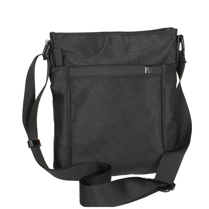 Marina Galanti 88-002-3 Las bolsas Hombre Negro TU: Amazon ...