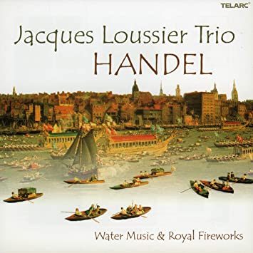 Water Music Music for the Royal Firework Handel
