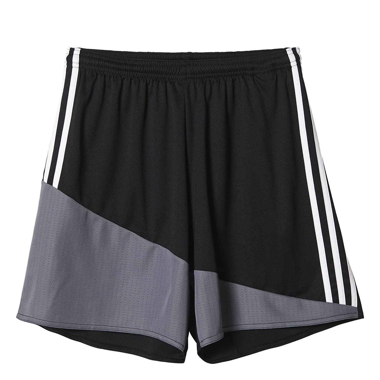 Adidas Youth Regista 16 Short B0185VK73A XL Black-White-Vista Grey Black-White-Vista Grey XL