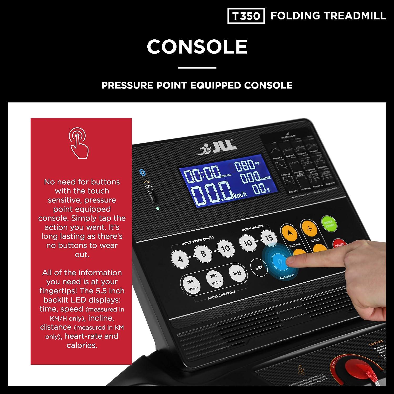 jll t350 console