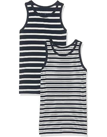 bfc241b56 Camisetas sin mangas para bebés niño | Amazon.es