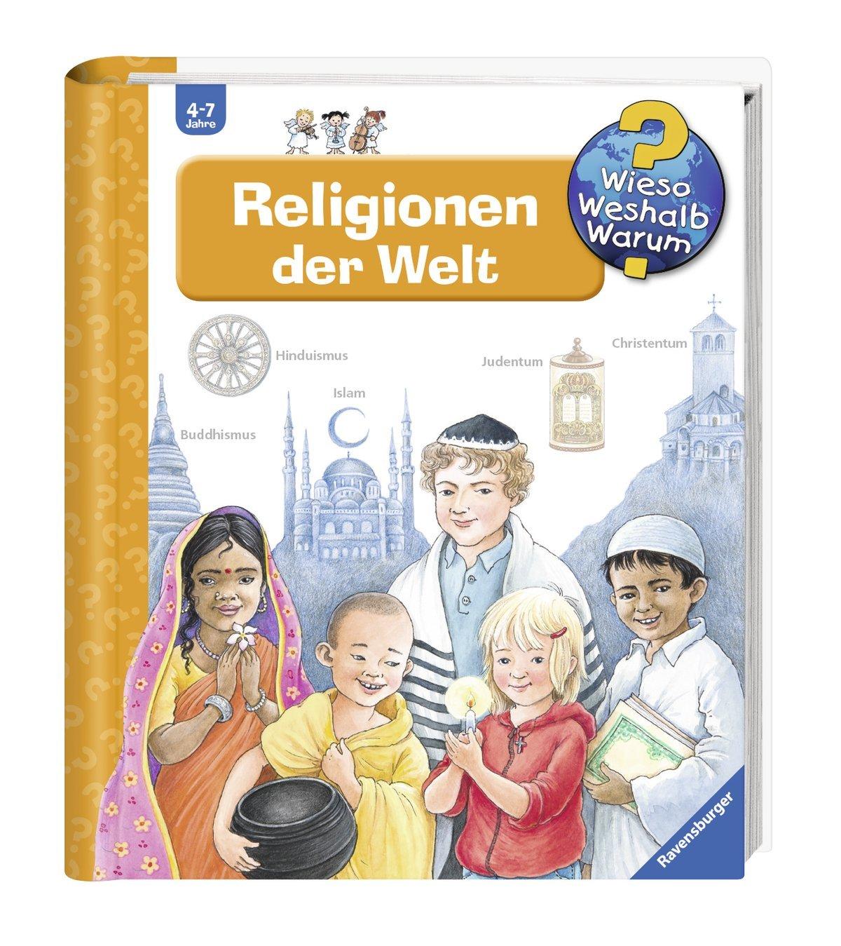 Ravensburger Kinder Sachbuch 4-7 Jahre Wieso? Weshalb? Warum ...
