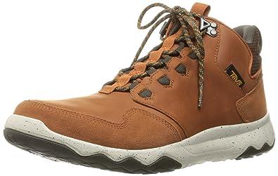 Teva Arrowood, Chaussures de Randonnée Basses Homme, Marron (Brown/BRN), 39.5 EU