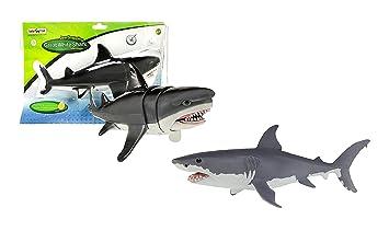 Safari Ltd Jaw Snapping Great White Shark