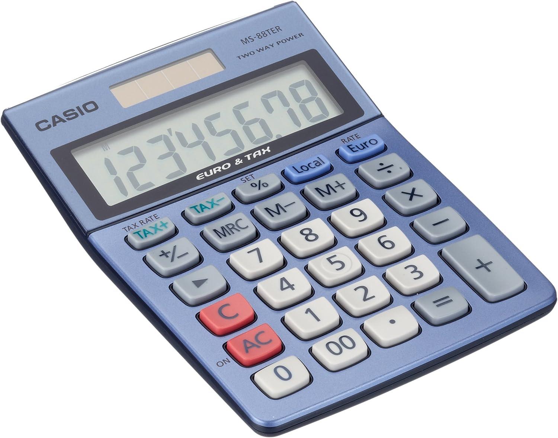 Casio MS-88EM Tischrechner