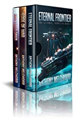 The Eternal Frontier Box Set (Books 1-3): A Military Sci-Fi Adventure Kindle Edition