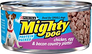 Purina Mighty Dog Wet Dog Food