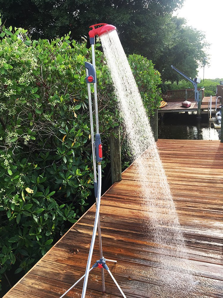 Outdoor Shower For Your Pool Hot Tub or RV / Camping