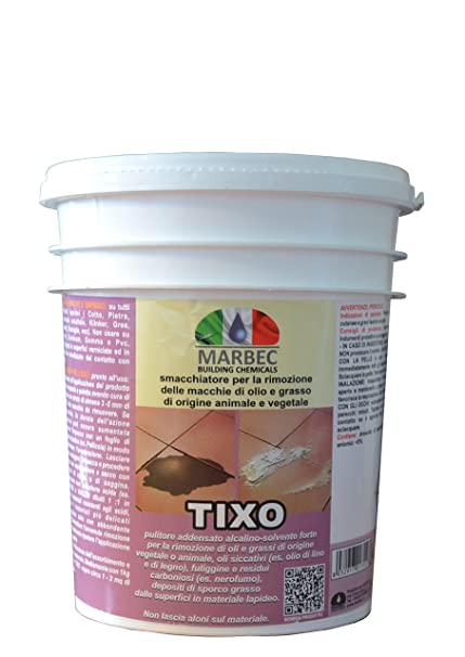 Marbec–Tixo 1kg | Quitamanchas para el suelo para