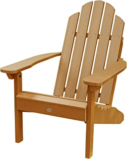 product image for Highwood AD-CLAS1-TFE Classic Westport Adirondack Chair, Toffee